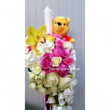 Lumanare Botez Winnie The Pooh